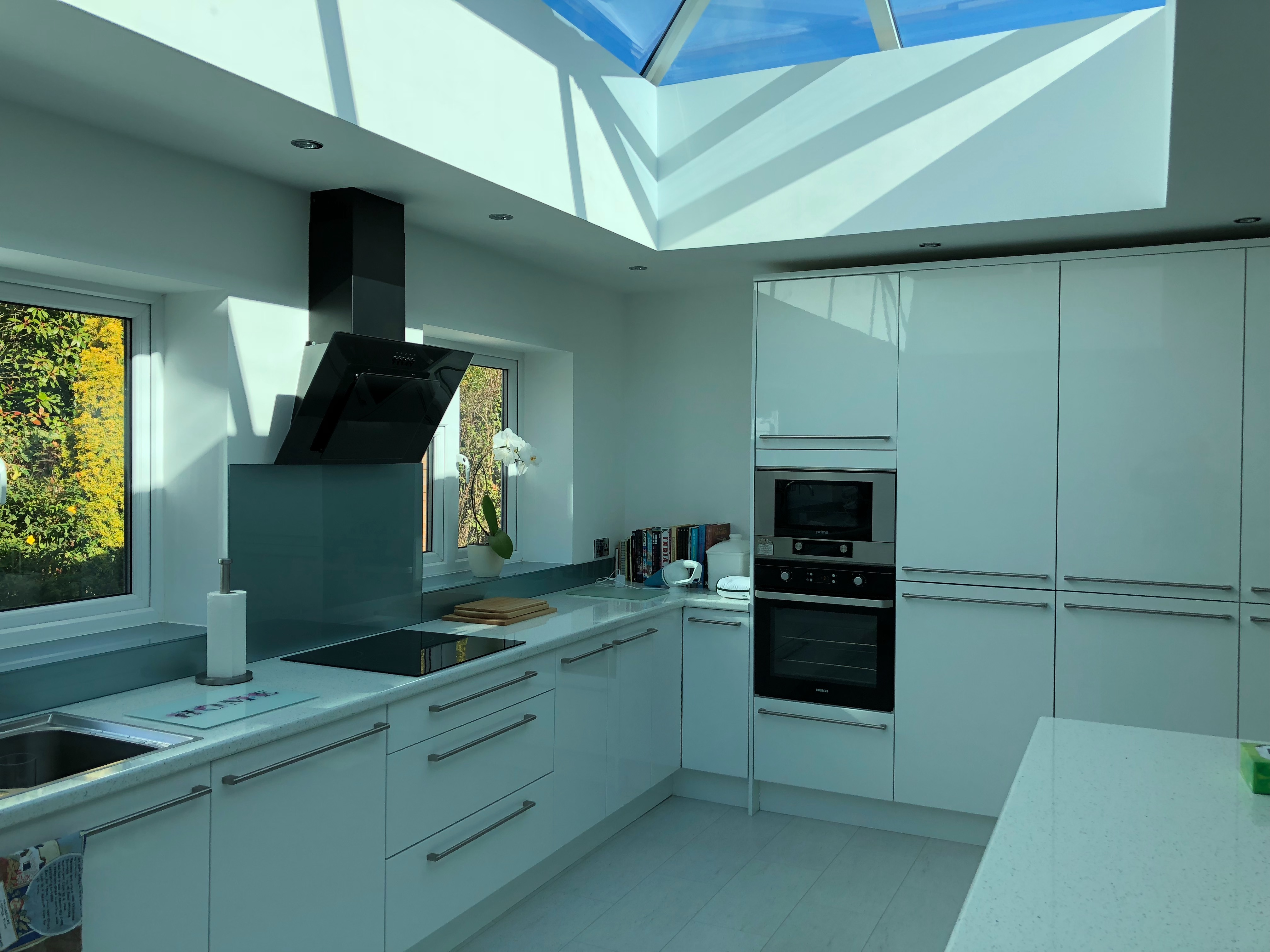 4. Stone Kitchen Extension