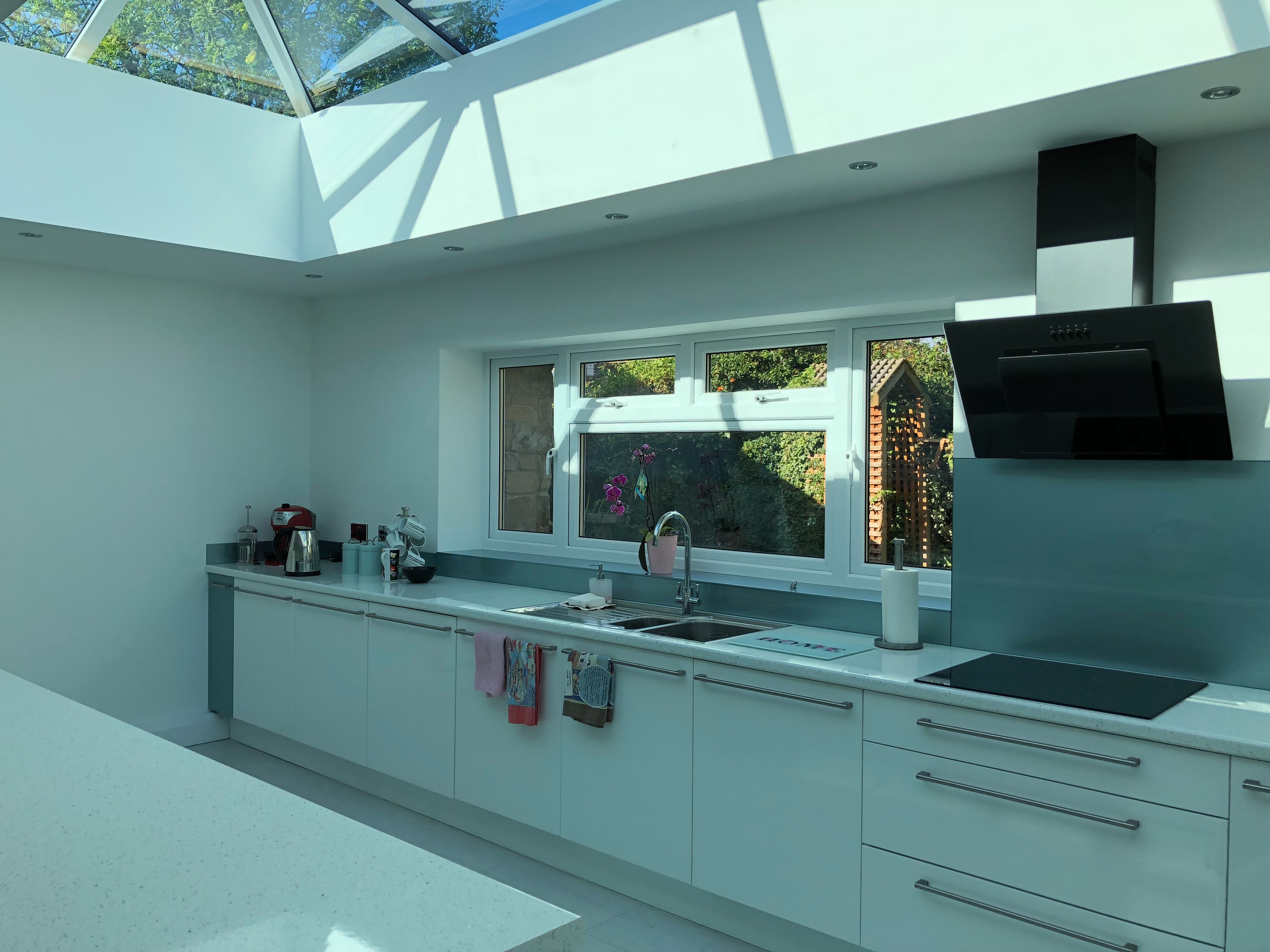 5. Stone Kitchen Extension