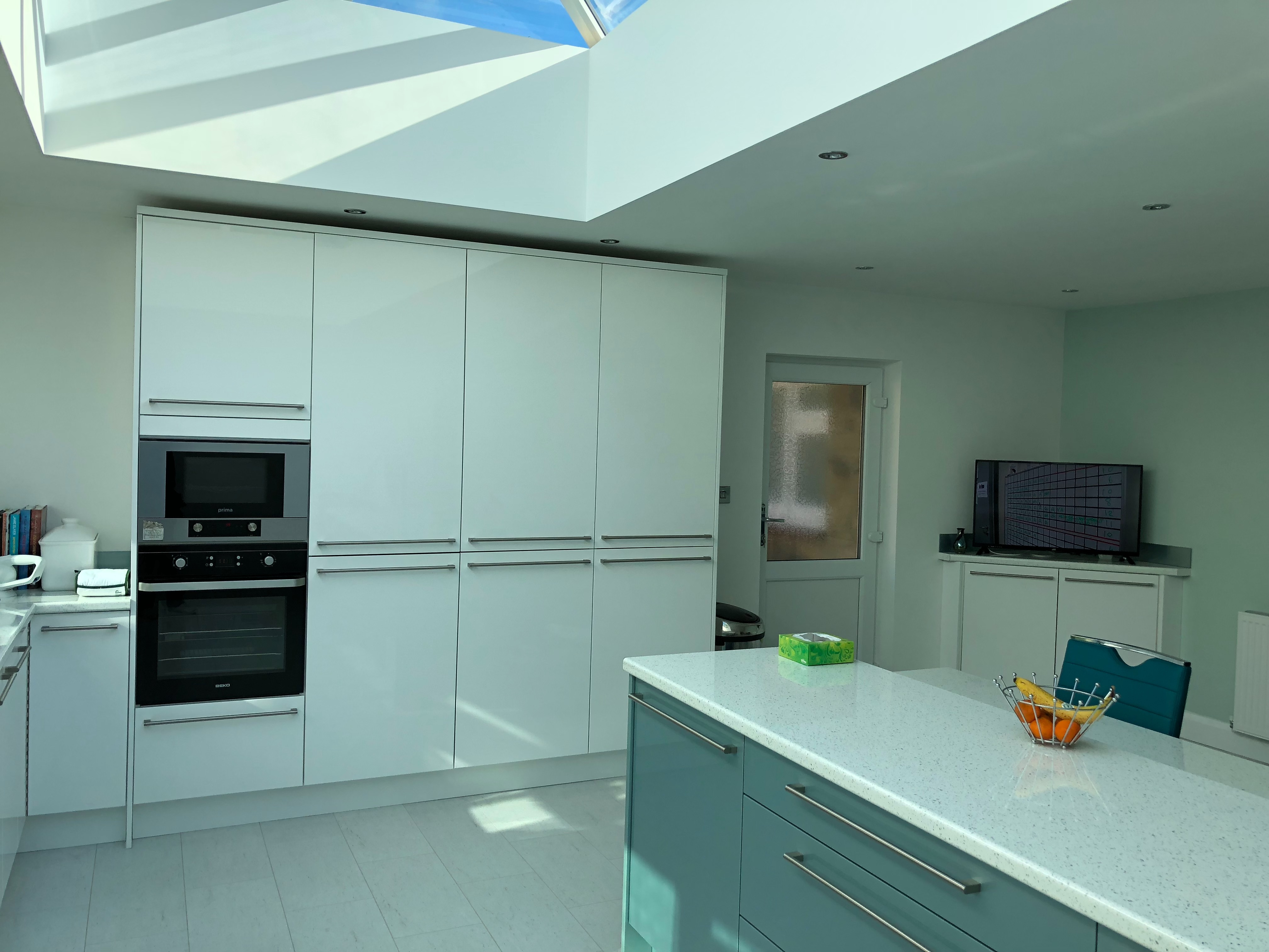 6. Stone Kitchen Extension