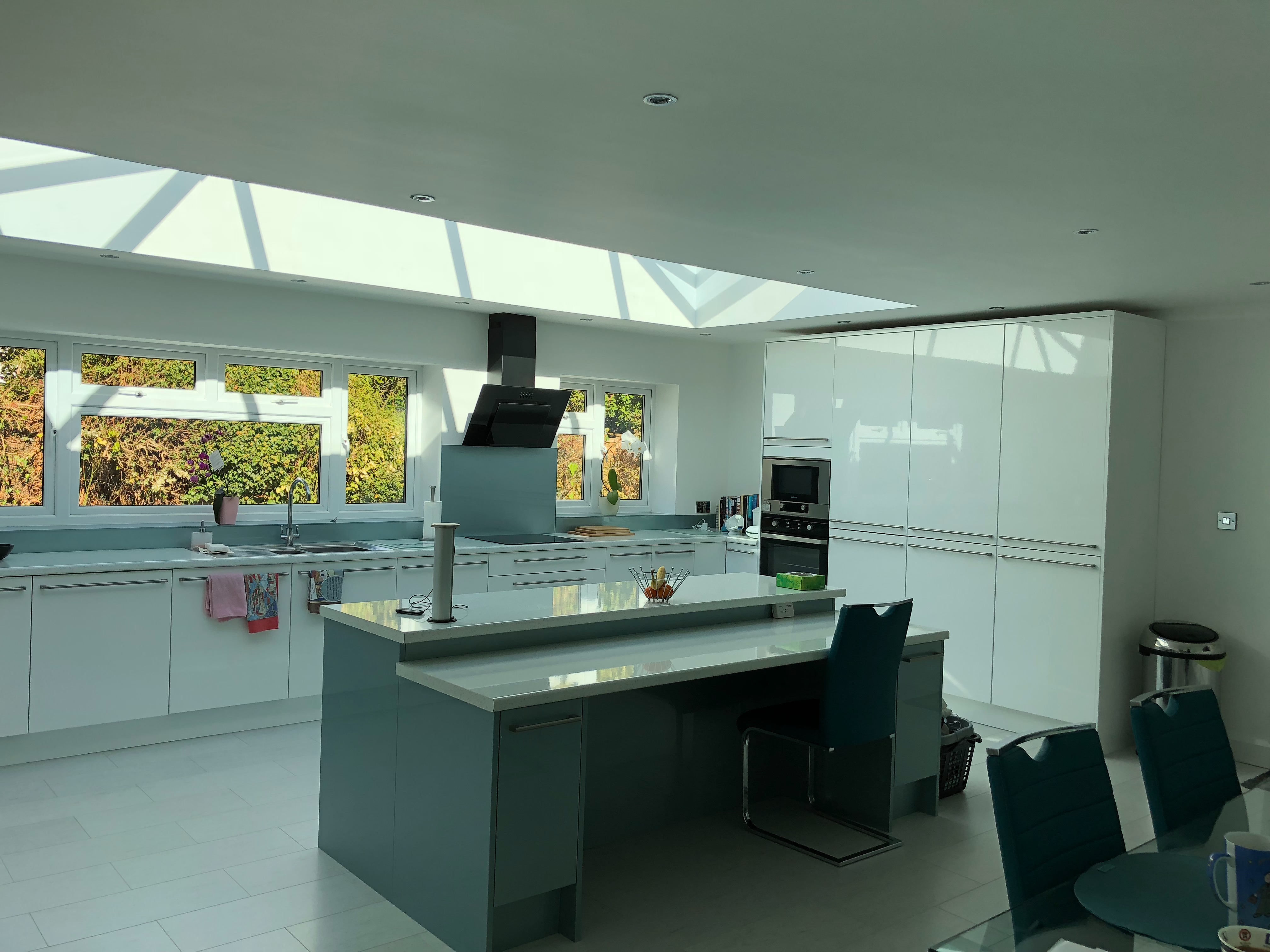 7. Stone Kitchen Extension