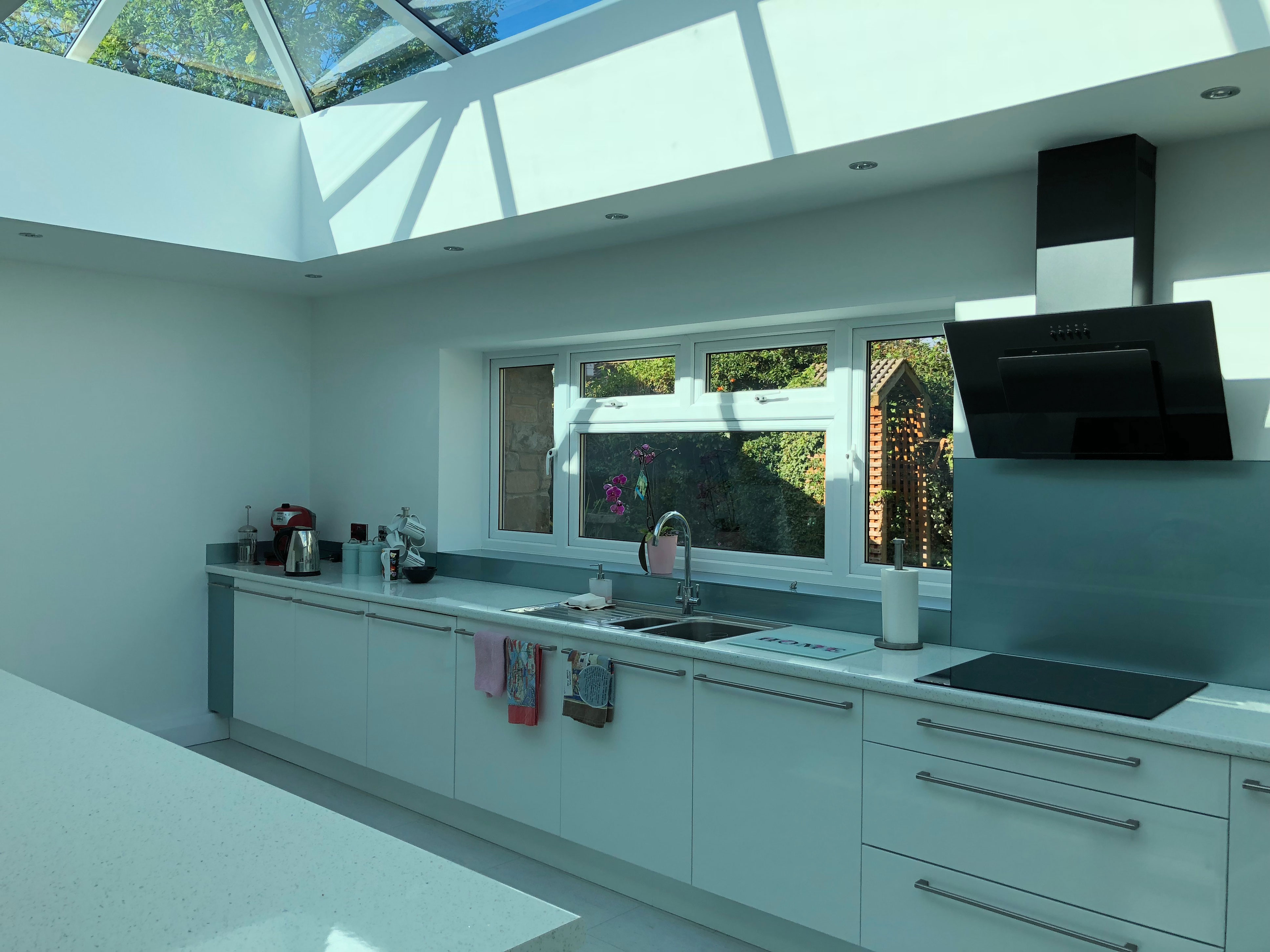 Stone Kitchen Extension